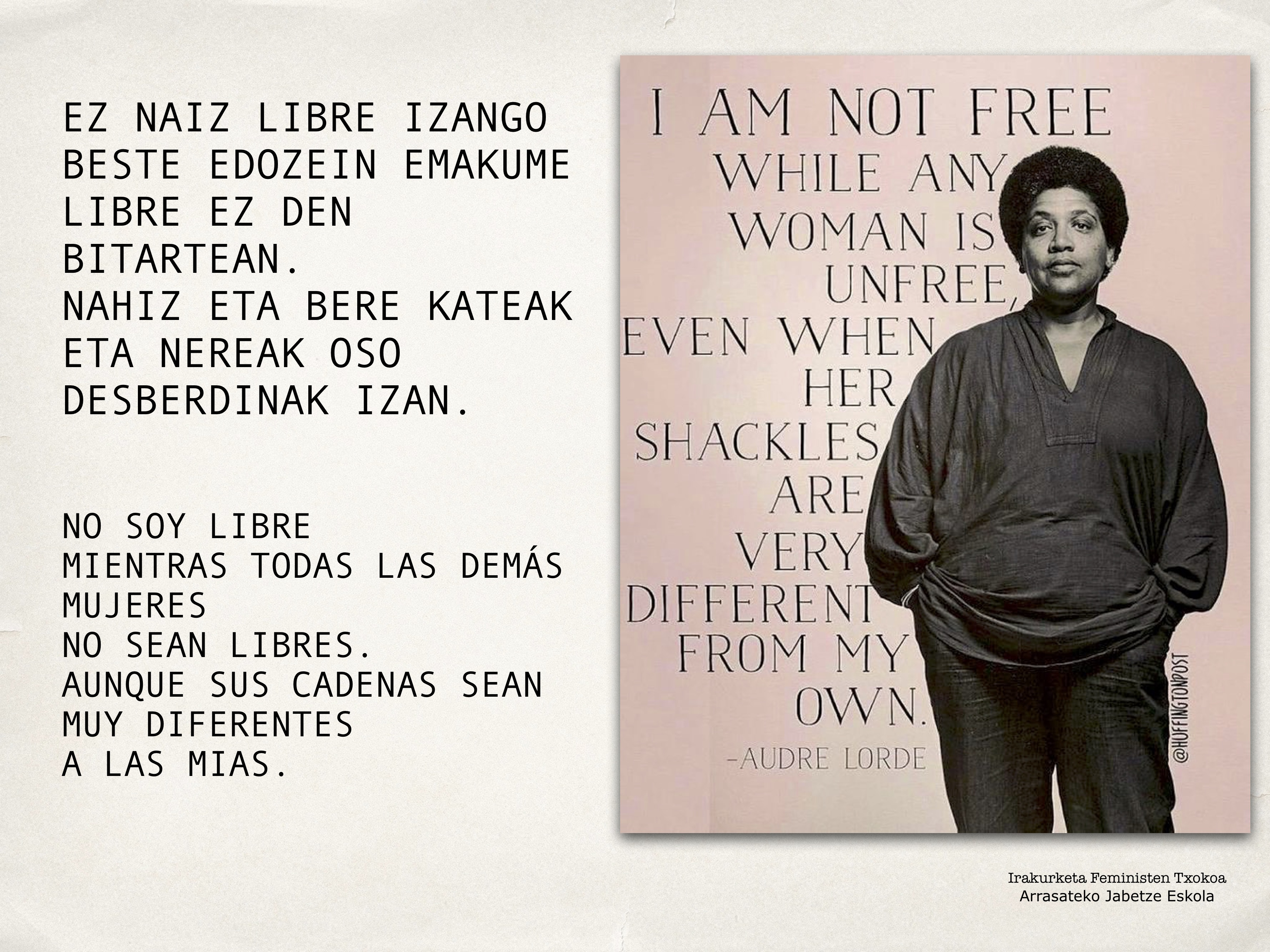 Audre Lorde The Berlin Years