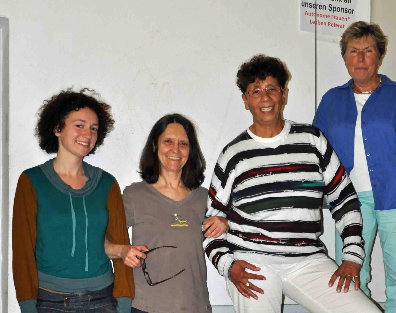 Lina Render, Sunny Graff, Ika and me