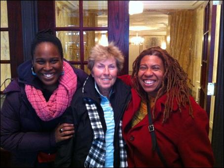 Carolyn Butts, Dagmar, Ekene Oboki