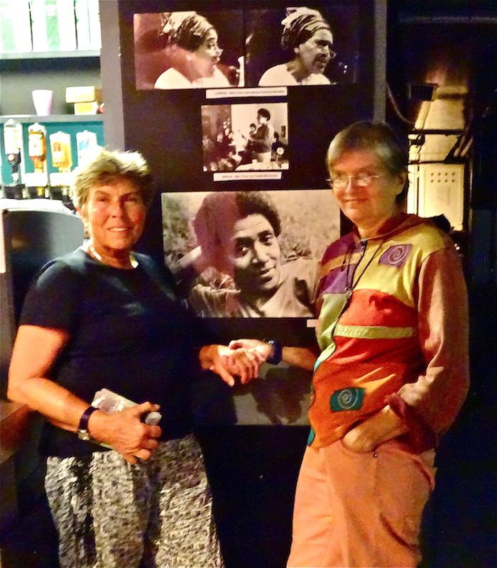 Dagmar and Lepa Mladjenovic