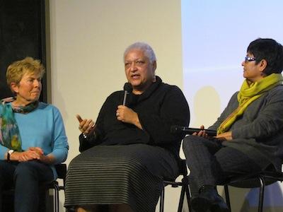 Dagmar Schultz, Jewelle Gomez, Prathiba Pamar