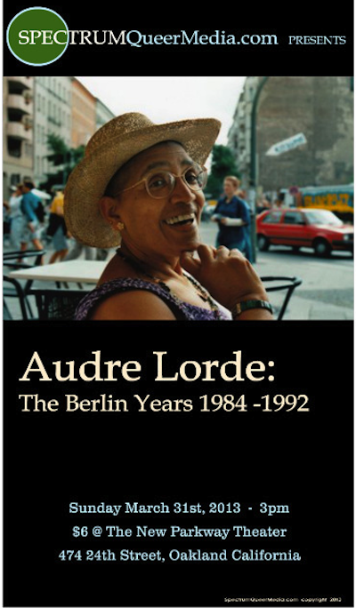 audre lorde the fourth of july essay