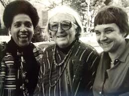 Audre Lorde, Joan Nestle, Adrienne Rich