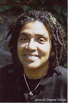 Audre Lorde | photo by Dagmar Schultz